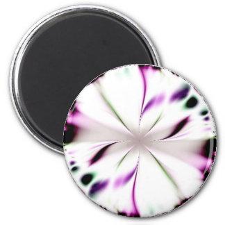 Tie Dye 2 Inch Round Magnet