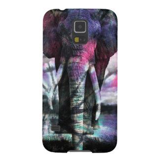 Tie-Dye Majesty Cases For Galaxy S5