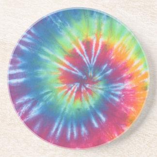 Tie Dye One Drink Coaster