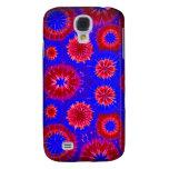 Tie Dye Pattern 13 Samsung Galaxy S4 Covers
