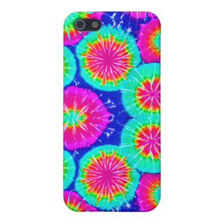 Tie Dye Pattern 6 iPhone SE/5/5s Cover