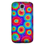 Tie Dye Pattern 8 Samsung Galaxy S4 Cases