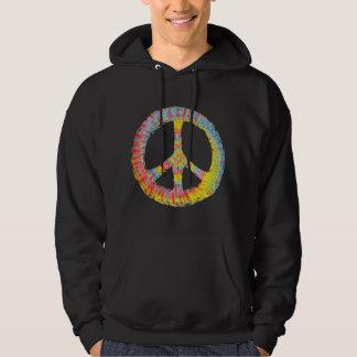 Tie-Dye Peace 713 Hoodie