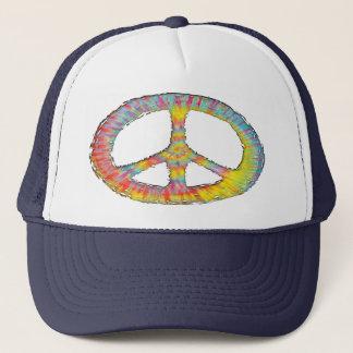 Tie-Dye Peace 713 Trucker Hat