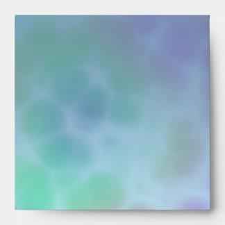 Tie Dye Peace Birthday Envelope