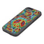 Tie Dye Peace Signs iPhone 6 Case