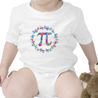 Tie Dye Pi Day Tees and Gifts