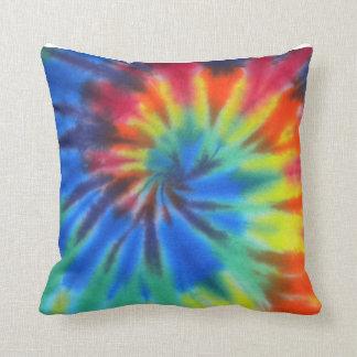 tie dye pillow