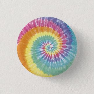 Tie Dye Pinback Button