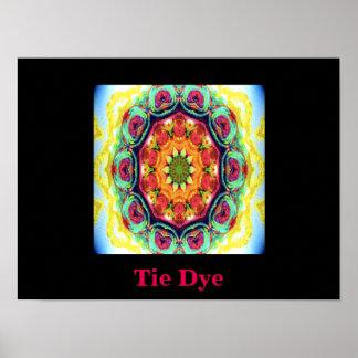 Tie Dye Print by Carole Tomlinson