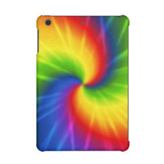 Tie Dye Rainbow Pattern iPad Mini Retina Cases