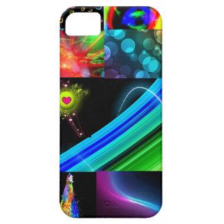 tie dye sensation iPhone SE/5/5s case