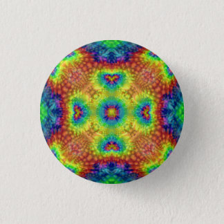 Tie Dye Sky Buttons And Pins