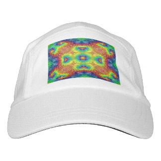 Tie Dye Sky Colorful  Knit Performance Hats Hat