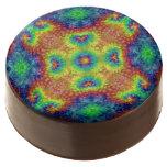 Tie Dye Sky Kaleidoscope   Dipped Oreo® Cookies