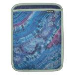 Tie Dye Space iPad Sleeve