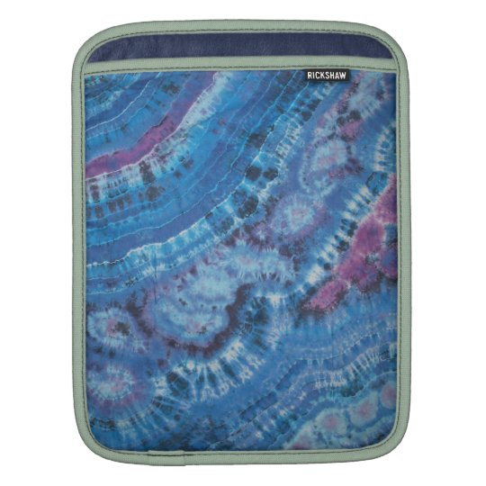 Tie Dye Space iPad Sleeve