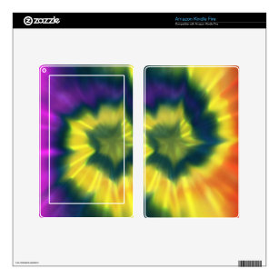 Rainbow Spiral Computer Laptop Tablet Video Game Skins Zazzle