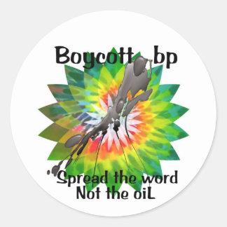 tie dye spread the word  sticker