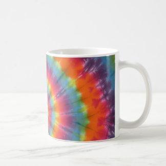 Tie Dye Swirl Mug
