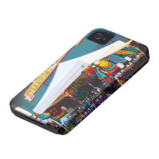 Tie Dye Tent City Market Steamboat Arabia KC iPhone 4 Cases
