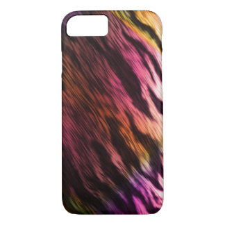 Tie-Dye Tiger Case for iPhone 7 case