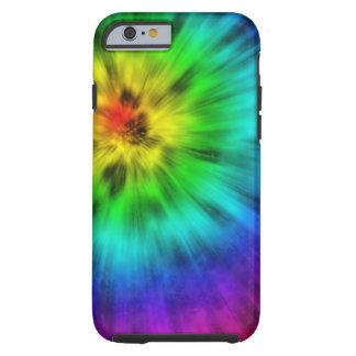 Tie Dye Tough iPhone 6 Case