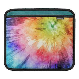 Tie Dye Watercolor iPad Sleeves