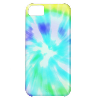 Tie dye watercolor pastels hipster ikat pattern bl iPhone 5C cover