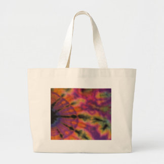 Tie Dyed Changed the World Canvas Bag