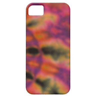 Tie Dyed Changed the World iPhone SE/5/5s Case