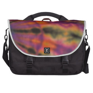 Tie Dyed Changed the World Laptop Bags