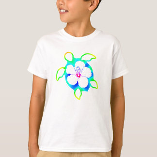 Tie Dyed Honu Turtle T-Shirt