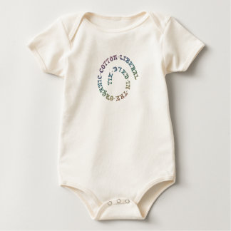 Tie-Dyed-in-the-Organic-Cotton- Liberal Baby Bodysuit