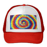 Tie-Dyed Mesh Hat