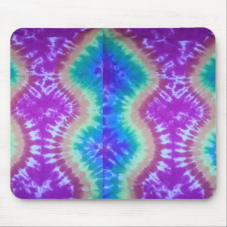 tie dyed mousepad
