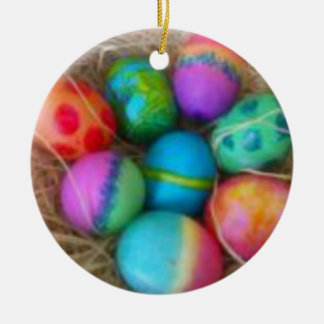 Tie Dyed Ornament