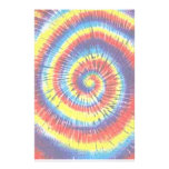 Tie-Dyed Personalized Stationery