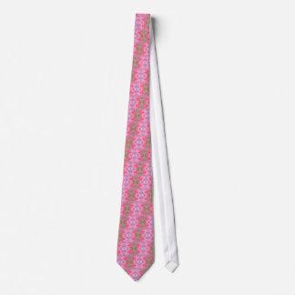 Tie-Dyed Tie - Soft Pink