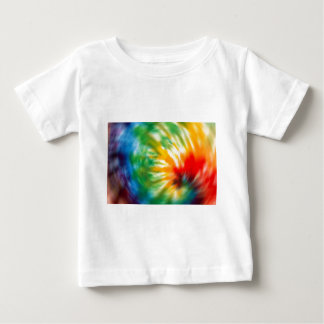 Tie Dyed Time Baby T-Shirt