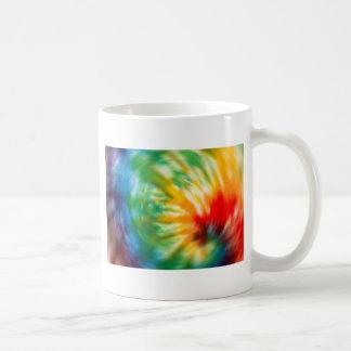 Tie Dyed Time Coffee Mug