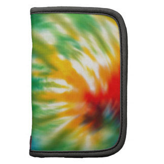 Tie Dyed Time Folio Planner