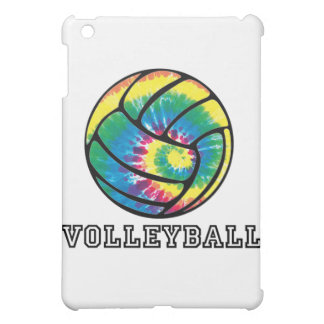 Tie-Dyed Volleyball Cover For The iPad Mini