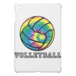 Tie-Dyed Volleyball iPad Mini Cases