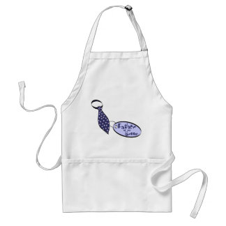 Tie Father of the Groom Gift Adult Apron