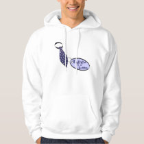 Tie Father of the Groom Gift Hoodie