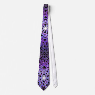 Tie Floral abstract background