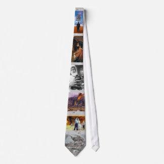 Tie for Sunday Church