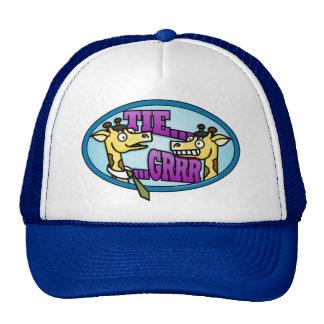Tie-Grrr Hat
