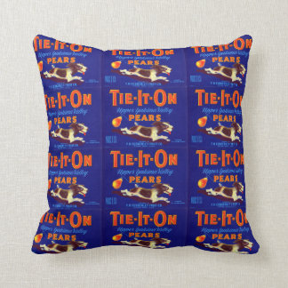 Tie-It-On Pears Pillows